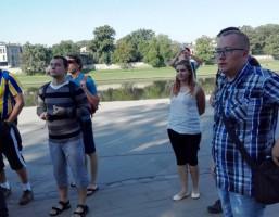 Relacja z wizyty studyjnej do Krakowa