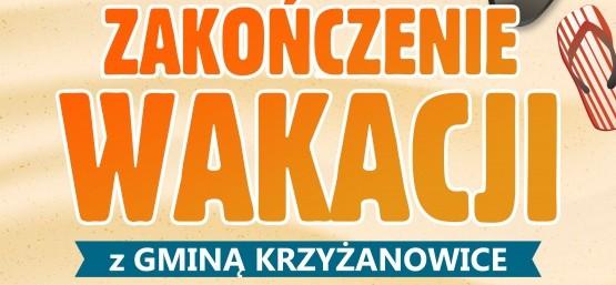 Zakończenie Wakacji z Gminą Krzyżanowice