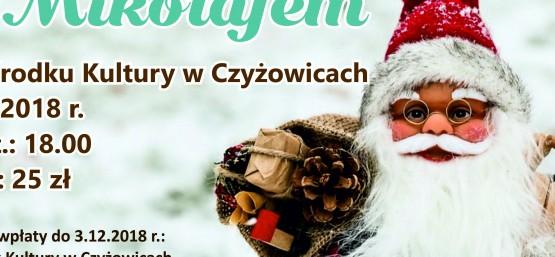 Spotkanie z Mikołajem w Czyżowicach